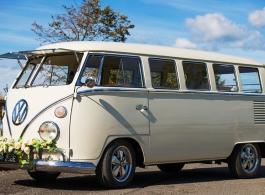 Splitscreen Wedding Campervan in Crowborough